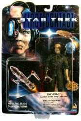 Star Trek First Contact: The Borg action figure (Playmates/1996)