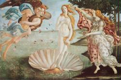 Sandro Botticelli poster: The Birth of Venus (36'' X 24'') New