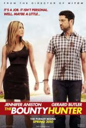 The Bounty Hunter movie poster /Jennifer Aniston/Gerard Butler/Advance