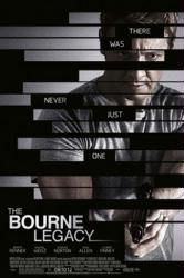 The Bourne Legacy movie poster [Jeremy Renner] original one-sheet