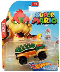 Hot Wheels Character Cars: Super Mario Bowser die-cast vehicle