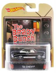 Hot Wheels Retro Entertainment: The Brady Bunch '56 Chevy diecast