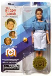 The Brady Bunch: Alice classic 8 inch action figure (MEGO/2018)