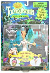 Toonsylvania: Brain Booster Dr. Vic action figure (Toy Island/1998)
