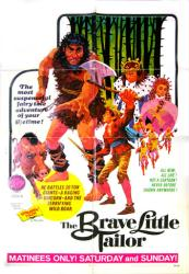 The Brave Little Tailor movie poster (original U.S. one-sheet) 27x41