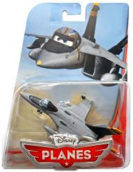 Planes: Bravo 1:55 die-cast plane (Mattel/2013)