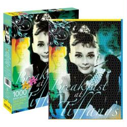 Breakfast At Tiffany's jigsaw puzzle [Audrey Hepburn] 1000 piece 20x27