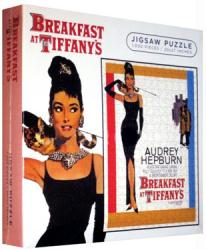 Breakfast At Tiffany's jigsaw puzzle [Audrey Hepburn] 1000 piece