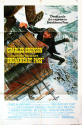 Breakheart Pass movie poster [Charles Bronson] 27x41 original 1977