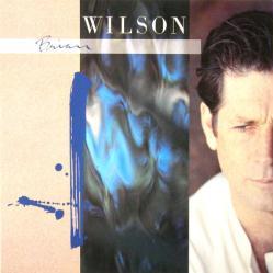 Brian Wilson poster: Brian Wilson vintage LP/Album flat