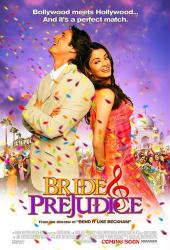 Bride & Prejudice movie poster [Aishwarya Rai] original 27x40