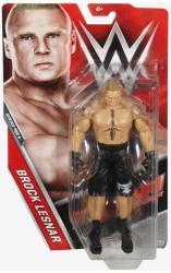 WWE Series 68 A: Brock Lesnar action figure (Mattel/2016)