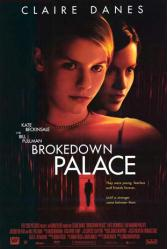 Brokedown Palace movie poster [Claire Danes, Kate Beckinsale] 26x40 F