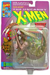 The Uncanny X-Men [The Evil Mutants] Brood action figure (ToyBiz/1993)