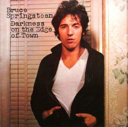 Bruce Springsteen poster: Darkness on the Edge of Town album flat (GD)