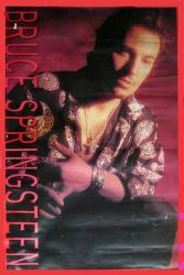 Bruce Springsteen poster: vintage 1992 promo poster (24x36)