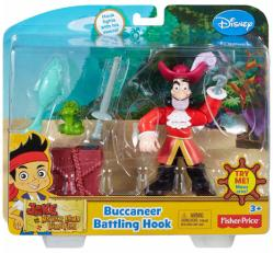 Jake and the Never Land Pirates: Buccaneer Battling Hook figure set