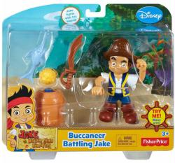 Jake and the Never Land Pirates: Buccaneer Battling Jake figure set