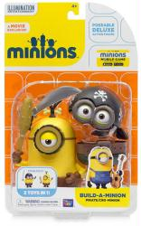 Minions: Build-A-Minion Pirate/Cro-Minion action figure (ThinkwayToys)