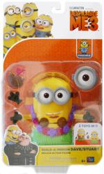 Despicable Me 3: Build-A-Minion Dave/Stuart Deluxe action figure