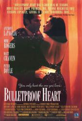 Bulletproof Heart movie poster [Anthony LaPaglia & Mimi Rogers] video