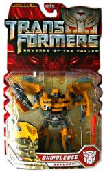 Transformers Revenge of the Fallen: Bumblebee action figure (Hasbro)