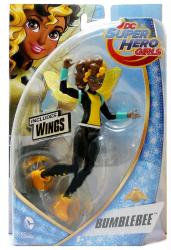 """DC Super Hero Girls: 6"""" Bumblebee action figure (Mattel/2015)"""