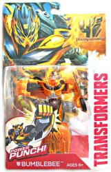 Transformers Age of Extinction: Power Punch Bumblebee action figure