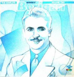 Bunny Berigan poster: Complete Volume Two vintage LP/Album flat