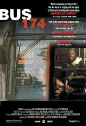Bus 174 movie poster (2002) original 27x40