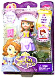 Sofia the First: Buttercup Troop Sofia figure/doll (Mattel) Disney