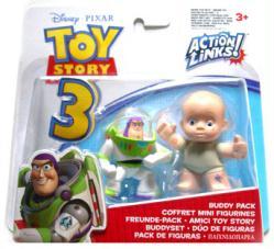 Toy Story 3: Buzz Lightyear & Big Baby figure Buddy Pack