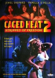 Caged Heat 2: Stripped of Freedom movie poster [Jewel Shepard] 27x40