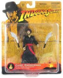 Indiana Jones: Cairo Swordsman action figure (LucasFilms/Disney/2003)