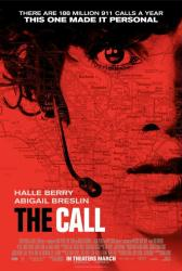 The Call movie poster (2013) [Halle Berry] original 27 X 40 one-sheet