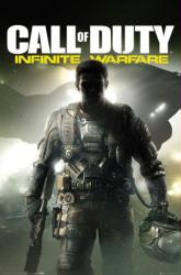 Call of Duty: Infinite Warfare video game poster (24x36)
