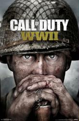 Call of Duty: WWII video game poster (22x34) Stronghold