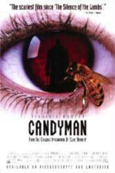 Candyman movie poster (1992) original 27x40 video poster