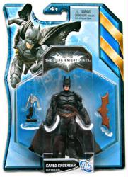 The Dark Knight Rises: Caped Crusader Batman action figure (Mattel)