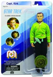 Star Trek: Capt. Kirk Green Shirt classic 8 inch action figure (MEGO)