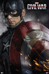 Captain America: Civil War movie poster [Chris Evans] 24x36