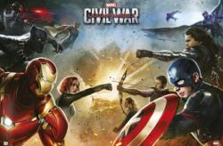 Captain America: Civil War movie poster (36x24) Marvel Films