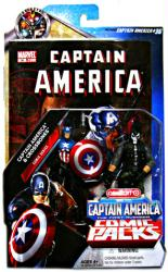 Captain America #36 Comic Pack: Captain America & Crossbones figures