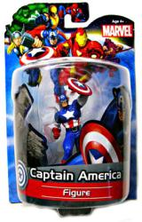 Marvel Monogram: Captain America figure (Monogram/2012)