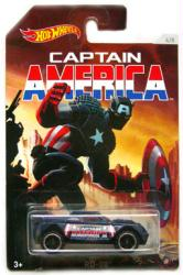 Hot Wheels: Captain America RD-08 diecast vehicle (Mattel)