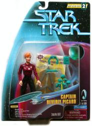 Star Trek Warp Factor Series 2: Captain Beverly Picard action figure