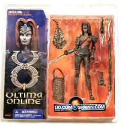 Ultima Online: Captain Dasha action figure (McFarlane Toys/2002)