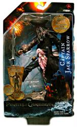 Pirates of Caribbean On Stranger Tides: Captain Jack Sparrow figure