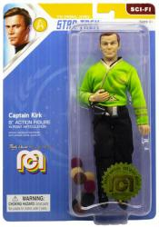 Star Trek: Captain Kirk with Tribbles 8 inch action figure (MEGO/2019)