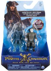Pirates of the Caribbean: Captain Salazar & Ghost Crewman figures